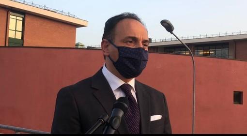 """Il Piemonte passerà in zona arancione? Cirio: """"Qualsiasi previsione è prematura, domani il pre-report"""" (VIDEO)"""