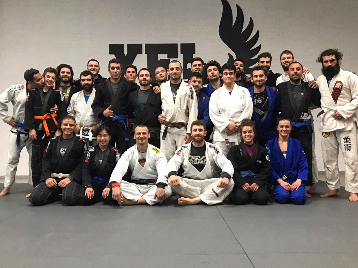 Eizo Sport Cintura Brazilian Jiu Jitsu BJJ Belt Bianca Blu, A2