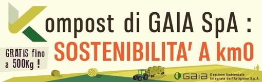Banner promozionale del Kompost di Gaia