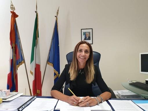 L'assessore regionale all'Istruzione Elena Chiorino