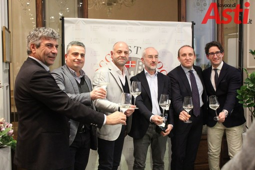 Anche il vicepresidente regionale Carosso augura buon lavoro al nuovo CdA del Consorzio dell'Asti