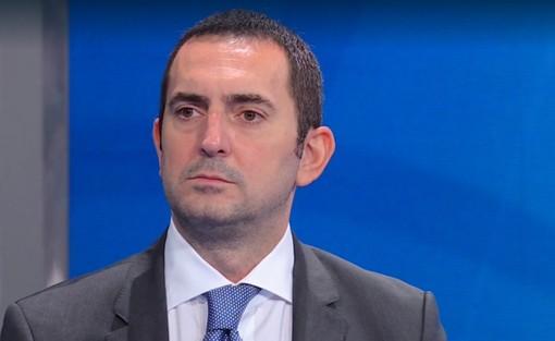 Vincenzo Spatafora, ministro dello Sport