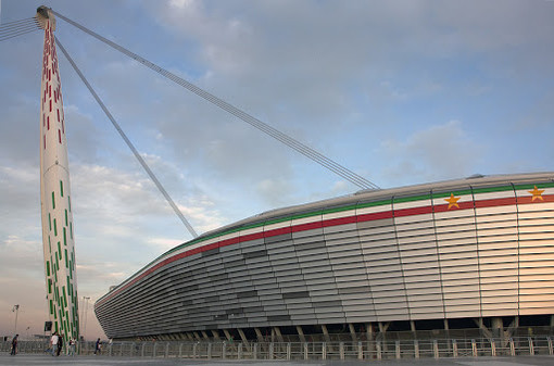 Uno scorcio dell'Allianz Stadium