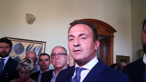 """Cirio:""""Piemonte preoccupato da nuovo governo perché si parla di poltrone e non programmi"""" (VIDEO)"""