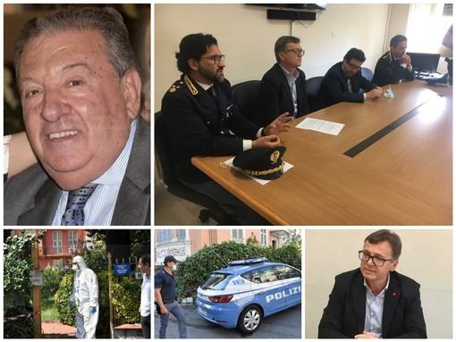 Arrestati nell'Astigiano i responsabili dell'omicidio dell'ex gioielliere sanremese Luciano Amoretti [FOTO e VIDEO]