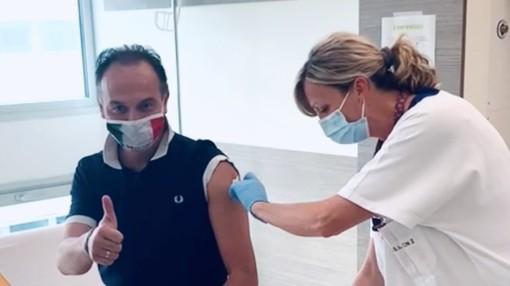 Oggi 35.339 le persone che hanno ricevuto il vaccino contro il Covid in Piemonte