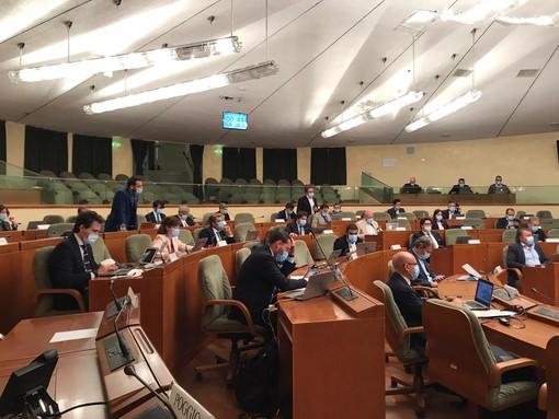 """Il Consiglio Regionale torna a riunirsi a Palazzo Lascaris, Allasia:""""Completare l'autonomia"""" [VIDEO]"""