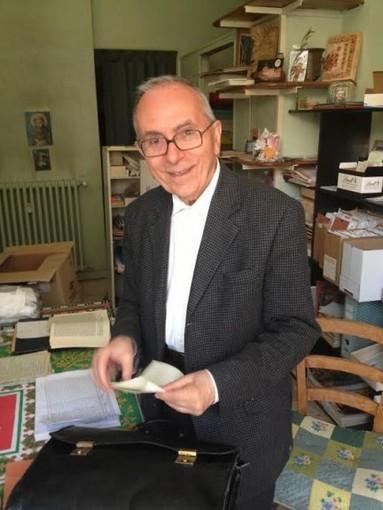 Questa sera il rosario per la morte di Don Francesco Quagliotto, anima di Migrantes