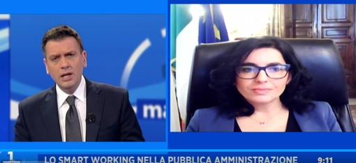 """Fabiana Dadone (M5S): """"All'indomani della pandemia dobbiamo rendere stabile lo smart working nella Pubblica Amministrazione"""""""