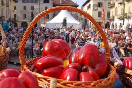 Dal 30 agosto all'8 settembre la 70esima edizione della Fiera nazionale del Peperone di Carmagnola