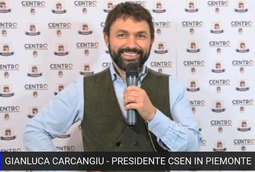 """Csen Piemonte punta alla progettazione, Carcangiu: """"Obiettivo rete generativa sul territorio"""""""