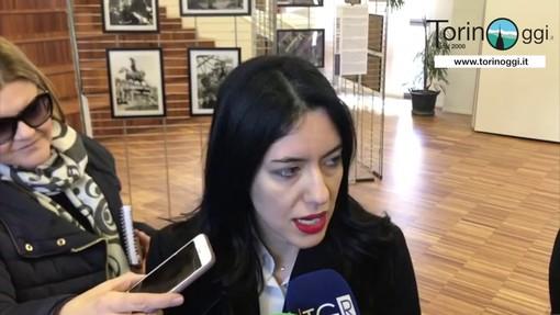Il ministro dell'Istruzione Lucia Azzolina (foto tratta da Torino Oggi, altra Testata del nostro gruppo editoriale)