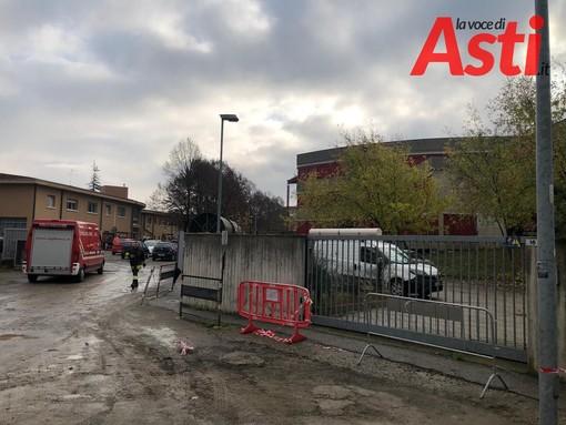 Canelli, nessuna perdita di gas rilevata all'istituto tecnico Artom - LaVoceDiAsti.it