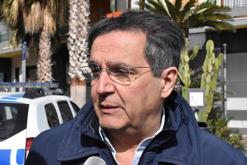 Angelo Galtieri, vicesindaco di Alassio, ai microfoni dei colleghi di Savona News, altra Testata del nostro gruppo editoriale