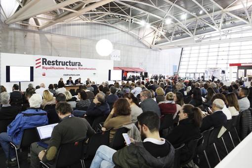 Numeri molto lusinghieri per Restructura 2019: +20% di visitatori e oltre 5.000 presenze di operatori del settore