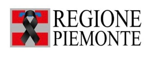 Regione Piemonte, bandiere a mezz'asta in segno di lutto per i Vigili del fuoco