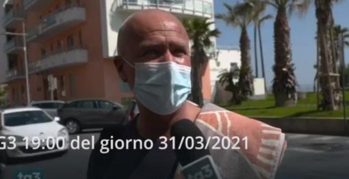 Mario Raviolo è stato intervistato il 31 marzo a Loano