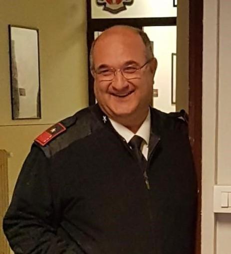 """L'arma dei Carabinieri, nel giorno della Festa, ha rivolto un ricordo al """"suo""""Mario D'Orfeo, portato via dal Covid"""