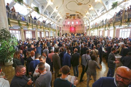 Oltre 10.000 presenze per la 28^ edizione di Merano WineFestival