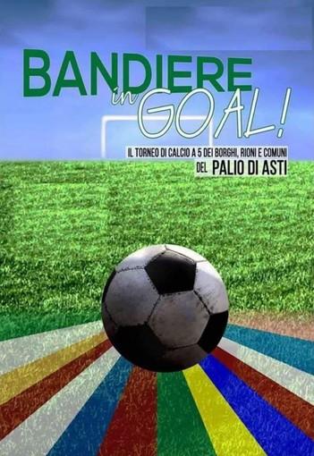"""""""Bandiere in Goal"""", semifinali mercoledì. A sfidarsi Santa Maria Nuova-Cattedrale e Torretta con Santa Caterina"""