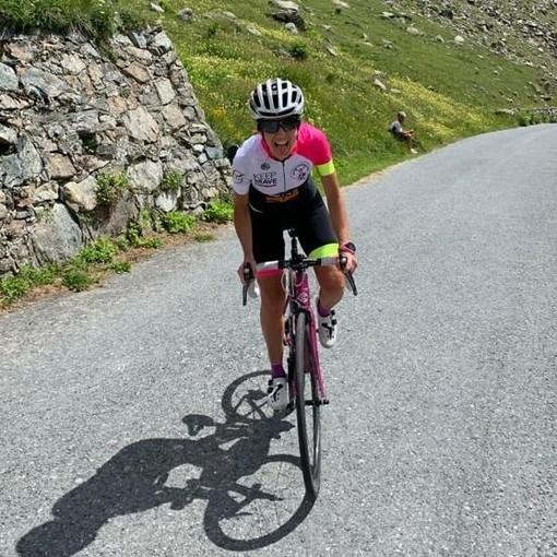 """Il """"Giro d'Italia"""" di Paola Gianotti domani farà tappa nell'astigiano"""