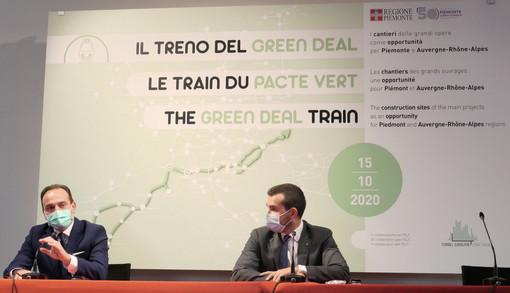 """Tav e grandi opere, Cirio sposa il green: """"Per troppo tempo abbiamo lasciato i temi ambientalisti a chi si oppone alle infrastrutture"""""""
