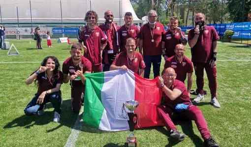 A Jesolo il Torino FD si è laureato campione d'Italia