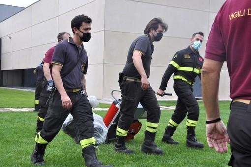 Tragico incidente sul lavoro a Cossano Belbo. Proseguono le indagini