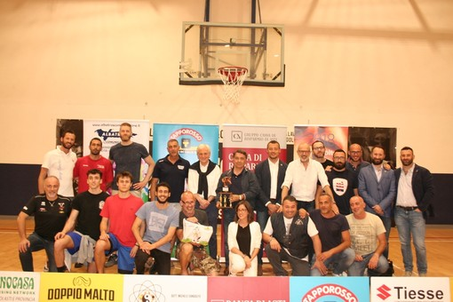 """La Torretta si è aggiudicata il 18° Torneo dei Borghi di Basket """"Marcolino Ercole"""""""