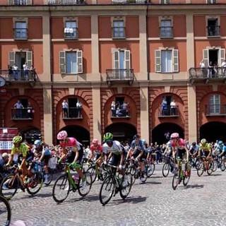 29 maggio 2020: oggi Asti avrebbe ospitato il Giro d'Italia, frenato dal Covid a pochi metri dalla partenza