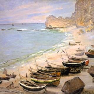 Oggi ad Asti ultimo giorno per visitare la mostra su Monet