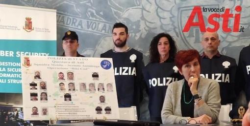 Operazione Riki Cod: 49 persone indagate e 11 arresti in flagranza per spaccio di cocaina, eroina e altri stupefacenti