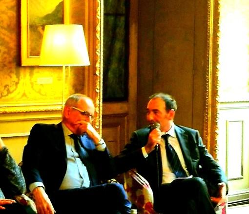 Sandro Gros-Pietro ed Eros Pessina: grande successo di partecipazione al Premio Letterario I Murazzi edizione 2020