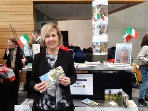 Anche quest'anno Asti ospite della Fiera internazionale del turismo di Stoccarda