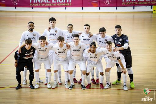 Futsal, conclusa con una sconfitta la stagione dell'Orange nello spareggio piemontese