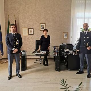 Da oggi in Questura di Asti due nuovi Commissari della Polizia di Stato