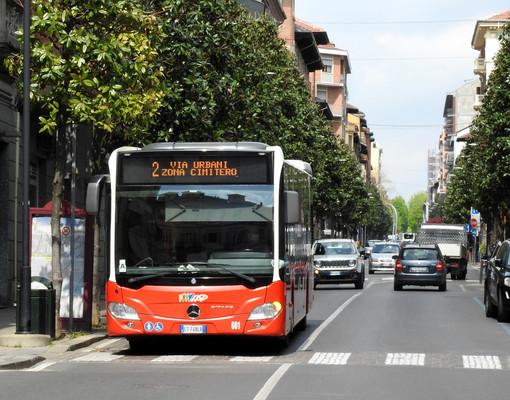 Un bus di linea Asp