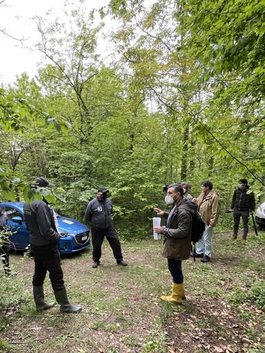 Caso Farinella: oggi nei boschi dell'Astigiano sono riprese le ricerche dei resti