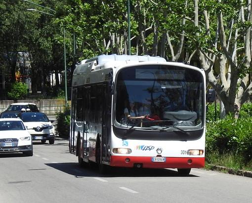 Il 30 ottobre variazioni di percorso dei bus Asp per lavori stradali in località Pontesuero