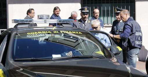 Immagine di repertorio che si riferisce all'arresto di Marenco nel 2015