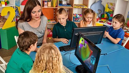"""Al via alla Primaria di Ferrere i primi laboratori di """"EduGamers for kids"""""""