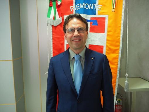 L'assessore Andrea Tronzano