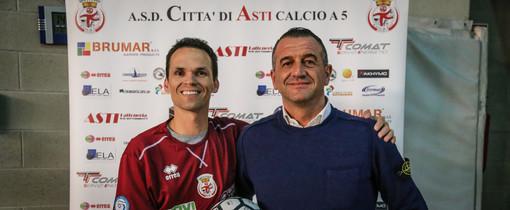 Calcio a 5: Xuxa Zanchetta approda al Città di Asti