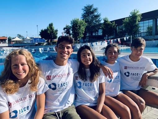 Nuoto, cinque atleti astigiani saranno impegnati nei Campionati Italiani di Categoria