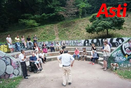 Una galleria fotografica dell'assemblea svoltasi nel pomeriggio al Bosco dei Partigiani