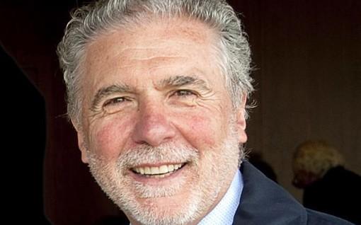 Il rettore dell'Università del Piemonte Orientale, Giancarlo Avanzi, in visita al polo Astiss