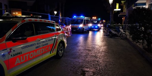 Foto e video tratti da 'Savona News' (www.savonanews.it/), altra Testata del nostro gruppo editoriale