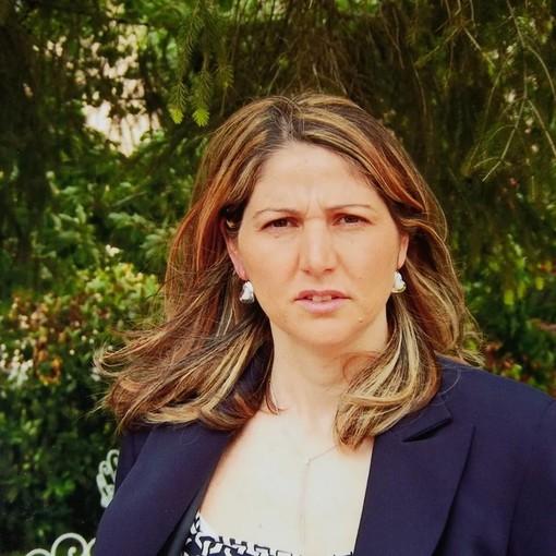 Anna Macchia, neo sindaco di Villafranca d'Asti