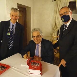 """Al Panathlon la presentazione ufficiale del libro """"La terra del Diavolo rosso"""", di Franco Bocca"""