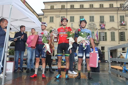 Il diciottenne Matteo Lovera vince il 2° Memorial Luigi Sacchetto